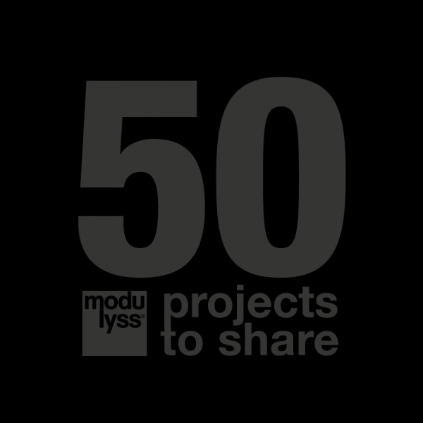 50 projects to share projects modulyss