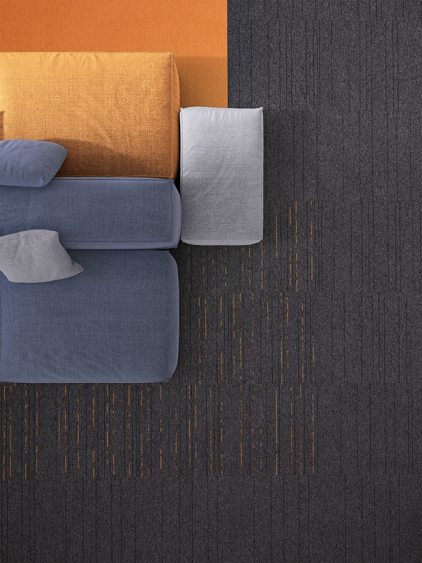 modulyss carpet tiles First Straightline