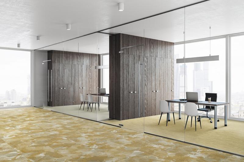 modulyss carpet tiles Fluid& 224