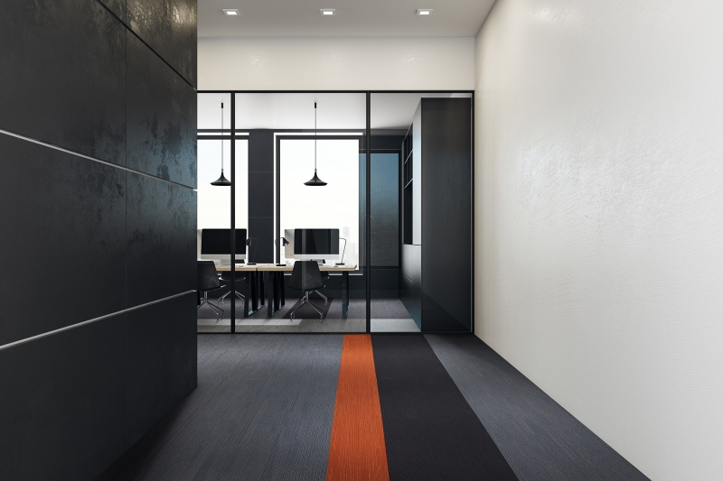 modulyss carpet tiles Fashion& grey
