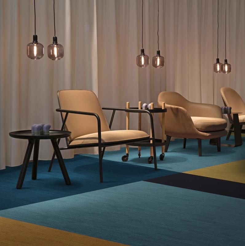 modulyss carpet tiles Fashion& new luxury