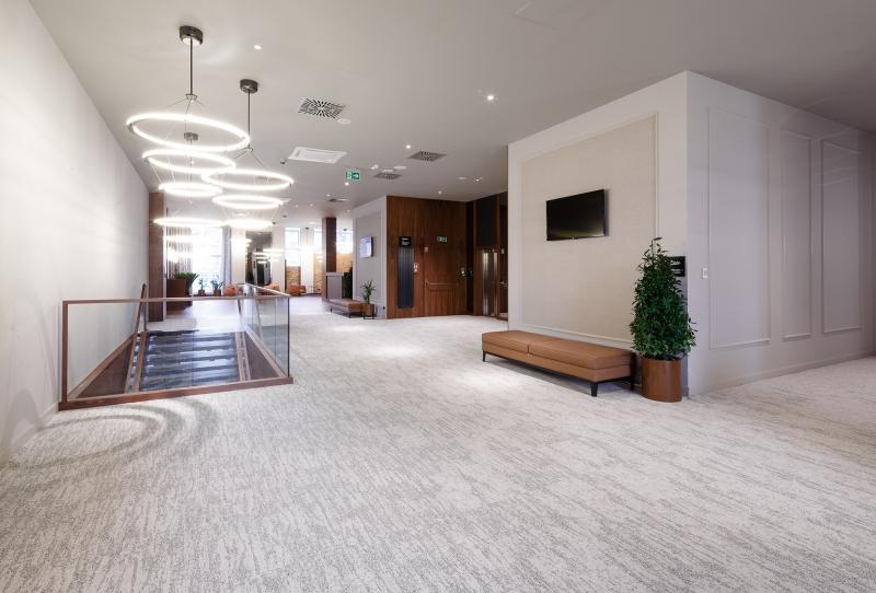 modulyss carpet tiles Radisson