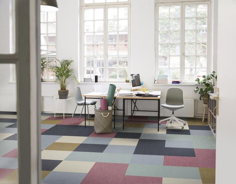 modulyss carpet tiles Fashion& scandi