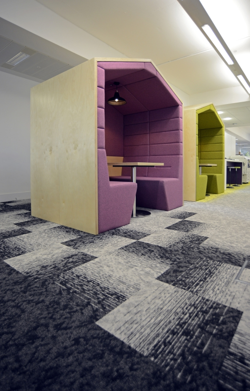 modulyss carpet tiles Alzheimers