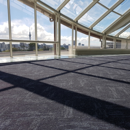 modulyss carpet tiles Auckland museum