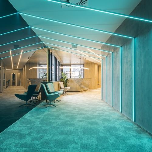 modulyss carpet tiles - BalaSys IT Office