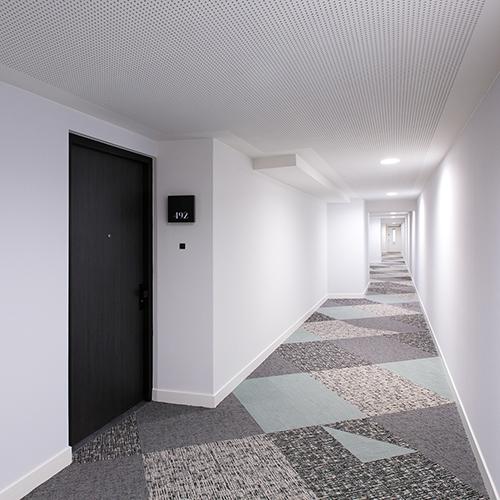 modulyss carpet tiles Boven De Hoven