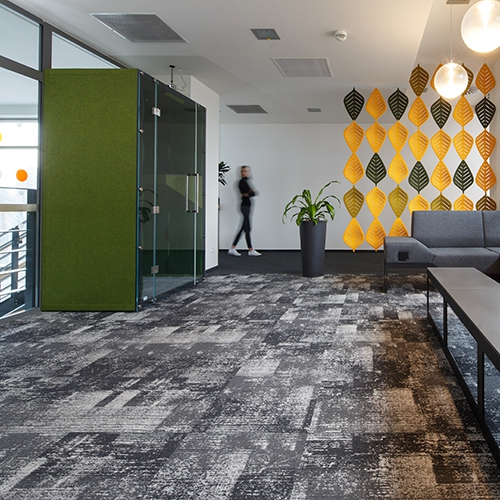 modulyss carpet tiles Capgemini