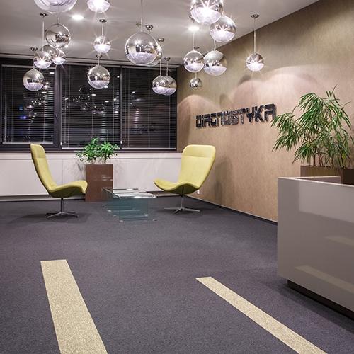 modulyss carpet tiles Diagnostyka