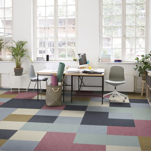 modulyss carpet tiles Fashion&