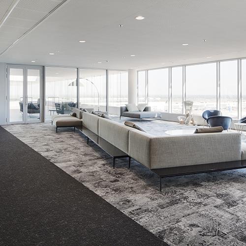 modulyss carpet tiles KPMG