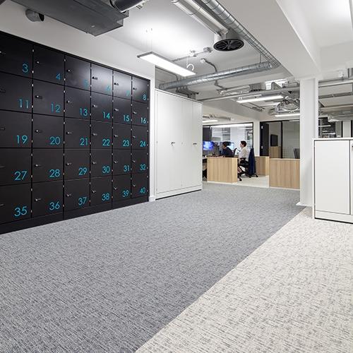 modulyss carpet tiles OGCI
