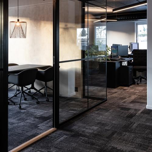 modulyss carpet tiles Opplandske Betong
