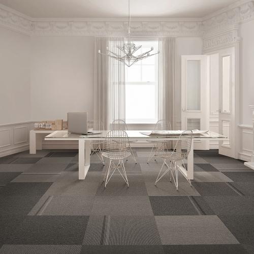 modulyss carpet tiles Opposite Lines