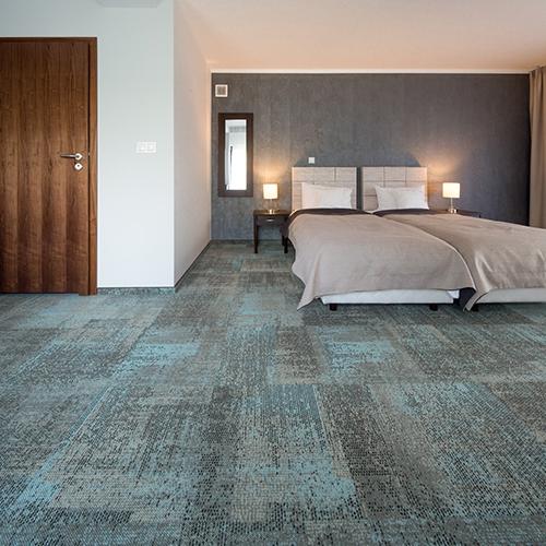 modulyss carpet tiles Hotel Rewita