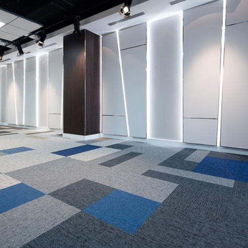modulyss carpet tiles Alchemia Business Center