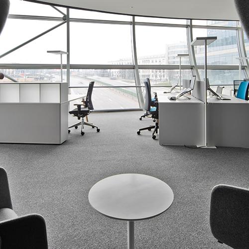 modulyss carpet tiles Ergolain office