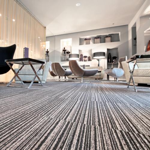 modulyss carpet tiles Falkensteiner Hotel
