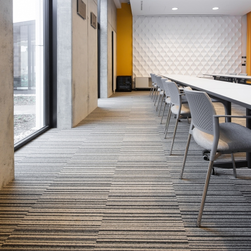 modulyss carpet tiles Geze