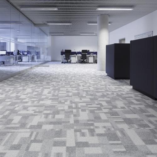 modulyss carpet tiles Muzeum Historii